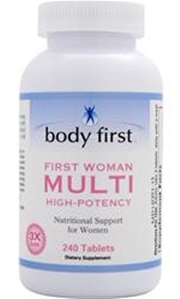 First Woman Multi High-Potency Body First (240 таб)