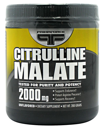 Citrulline Malate PrimaFORCE (200 gr)