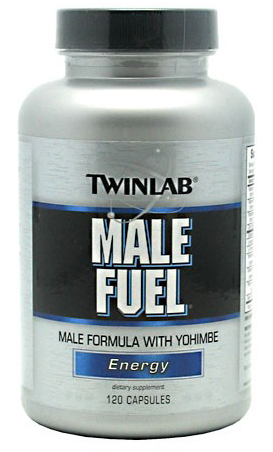Male Fuel Twinlab (120 cap)