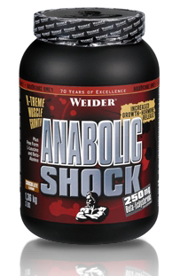Beta Shock (Anabolic Shock) Weider (1,36 кг)
