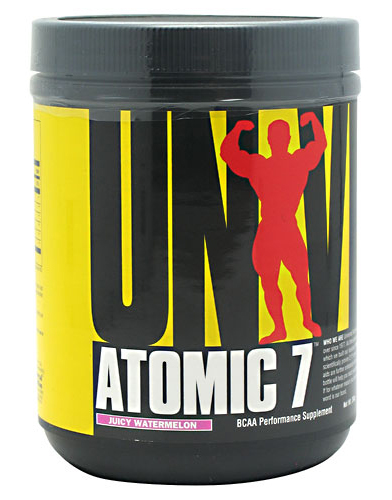 Atomic 7 Universal Nutrition (384-412 gr)
