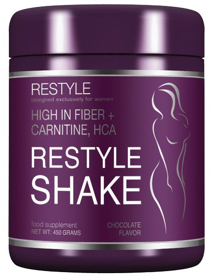 RESTYLE SHAKE SCITEC NUTRITION (450 gr)