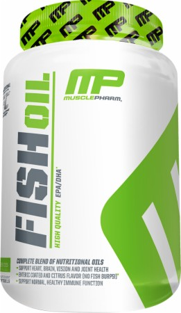 Fish Oil MusclePharm (90 кап)
