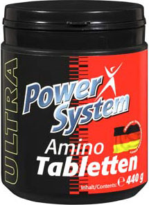 Amino Tabs 2000 mg Power System (220 таб)