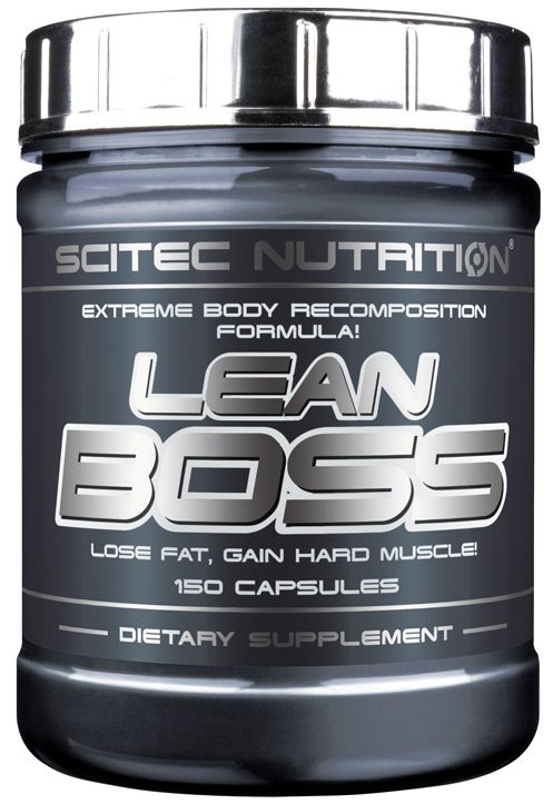 LEAN BOSS SCITEC NUTRITION (150 cap)