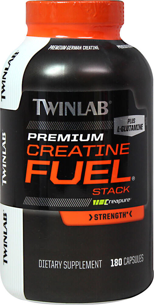 Creatine Fuel Stack (180 cap)