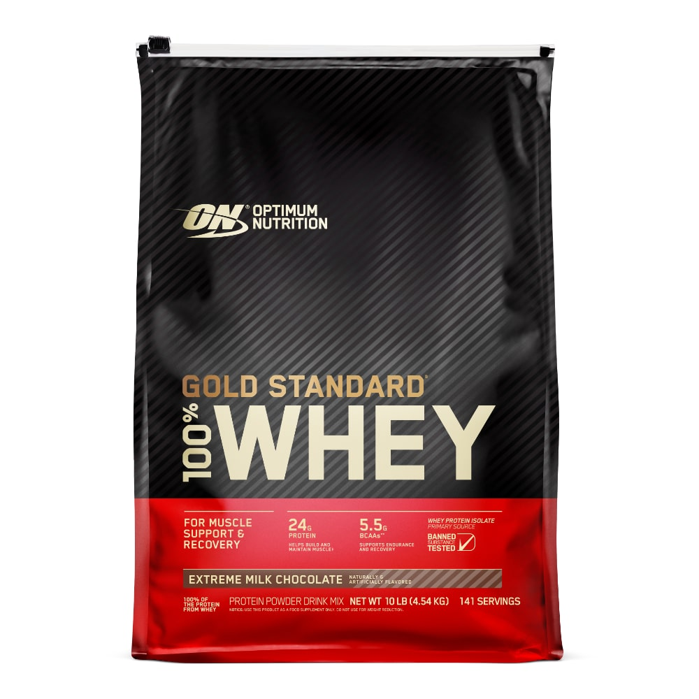 100% Whey Gold Standard (4540 g)