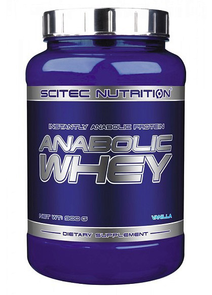 ANABOLIC WHEY SCITEC NUTRITION (900 gr)
