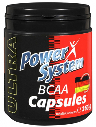 BCAA Capsules Power System (360 кап)