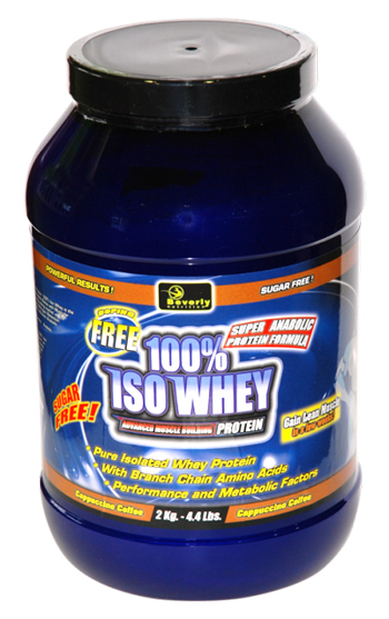 100% ISO WHEY Beverly (2000 gr)