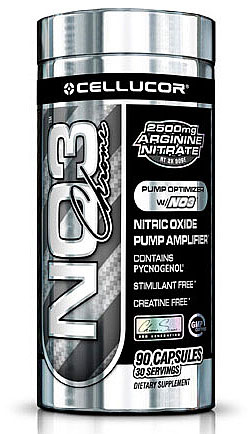 NO3 Chrome Cellucor (90 cap)