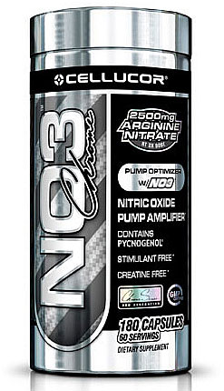 NO3 Chrome Cellucor (180 cap)