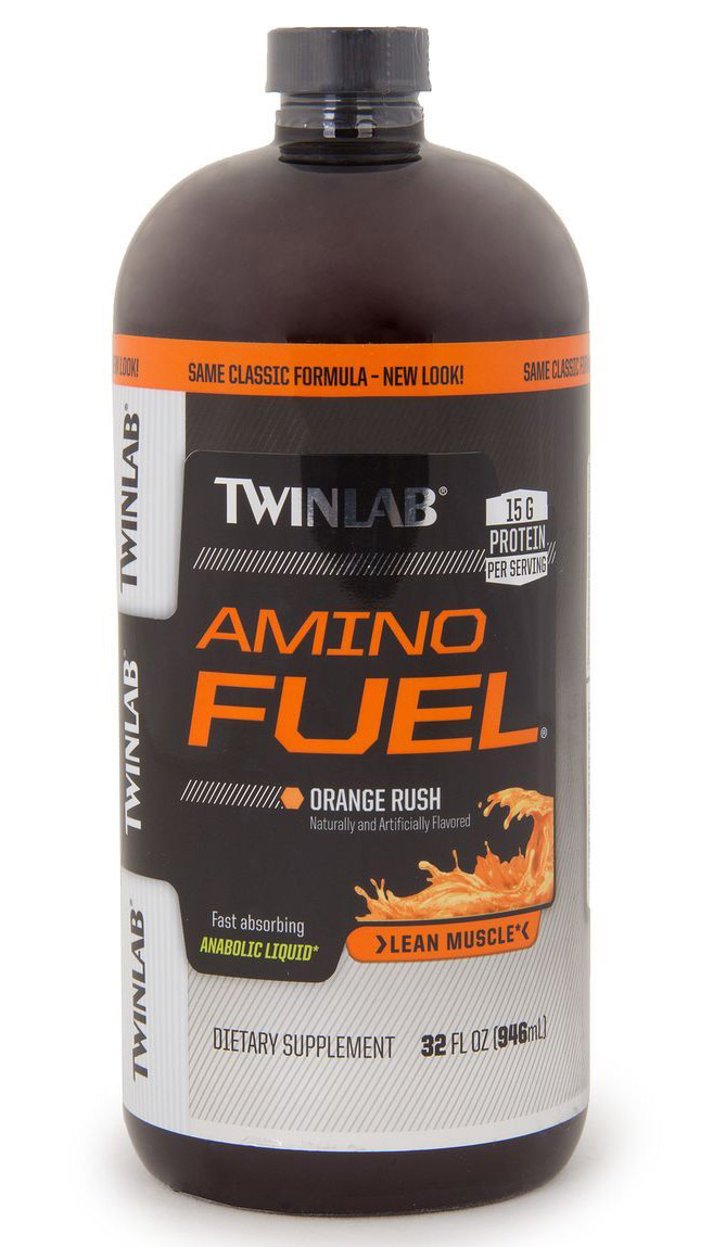 Amino Fuel Liquid Original (946 мл)