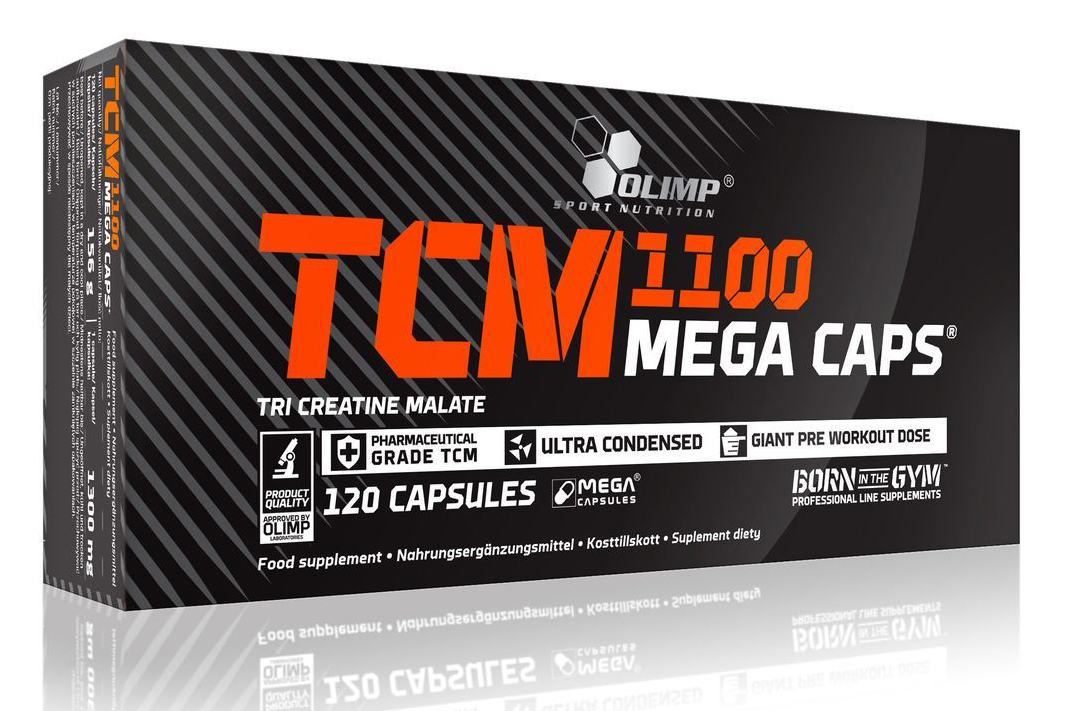 TCM Mega Caps Olimp (120 кап)