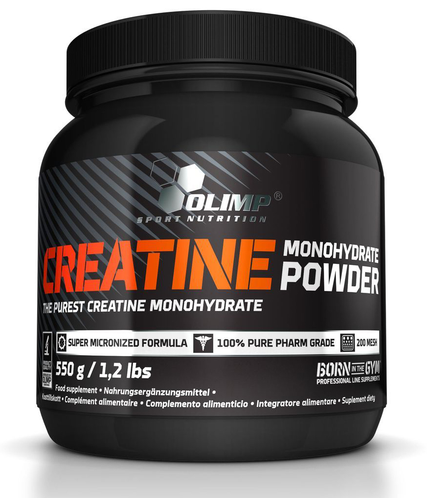 Creatine Monohydrate Olimp (550 гр)