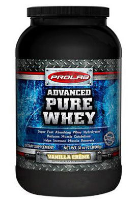 Advanced Pure Whey Prolab (908 гр)