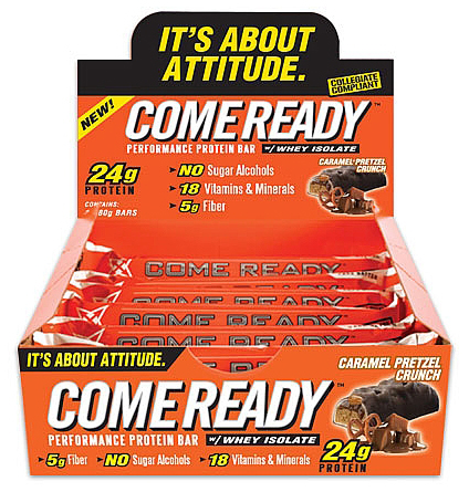 Come Ready Performance Protein Bar (76-80 gr)
