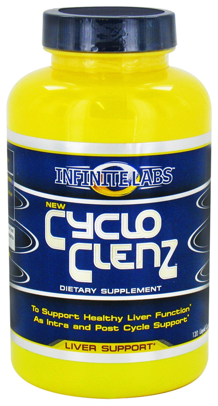 Cyclo Clenz Infinite labs (120 кап)