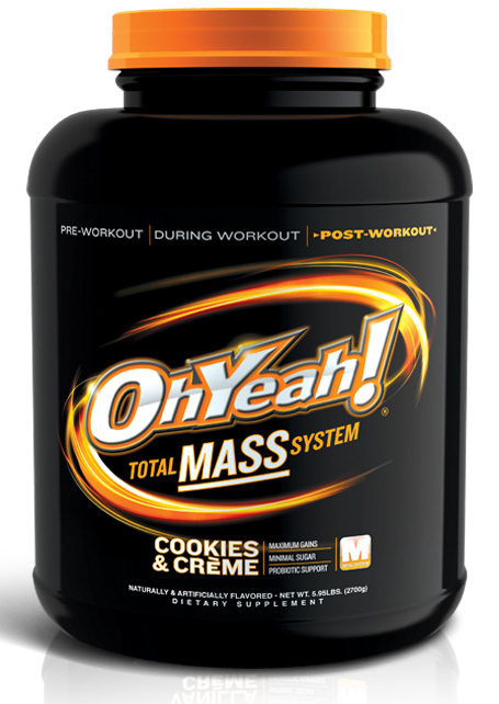 Total Mass System OhYeah! (2700 gr)