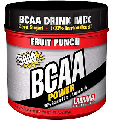BCAA Powder Labrada Nutrition (500 гр)