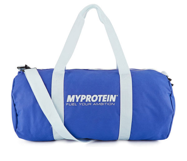 Сумка-Бочонок (Barrel Bag) Myprotein (Синяя)