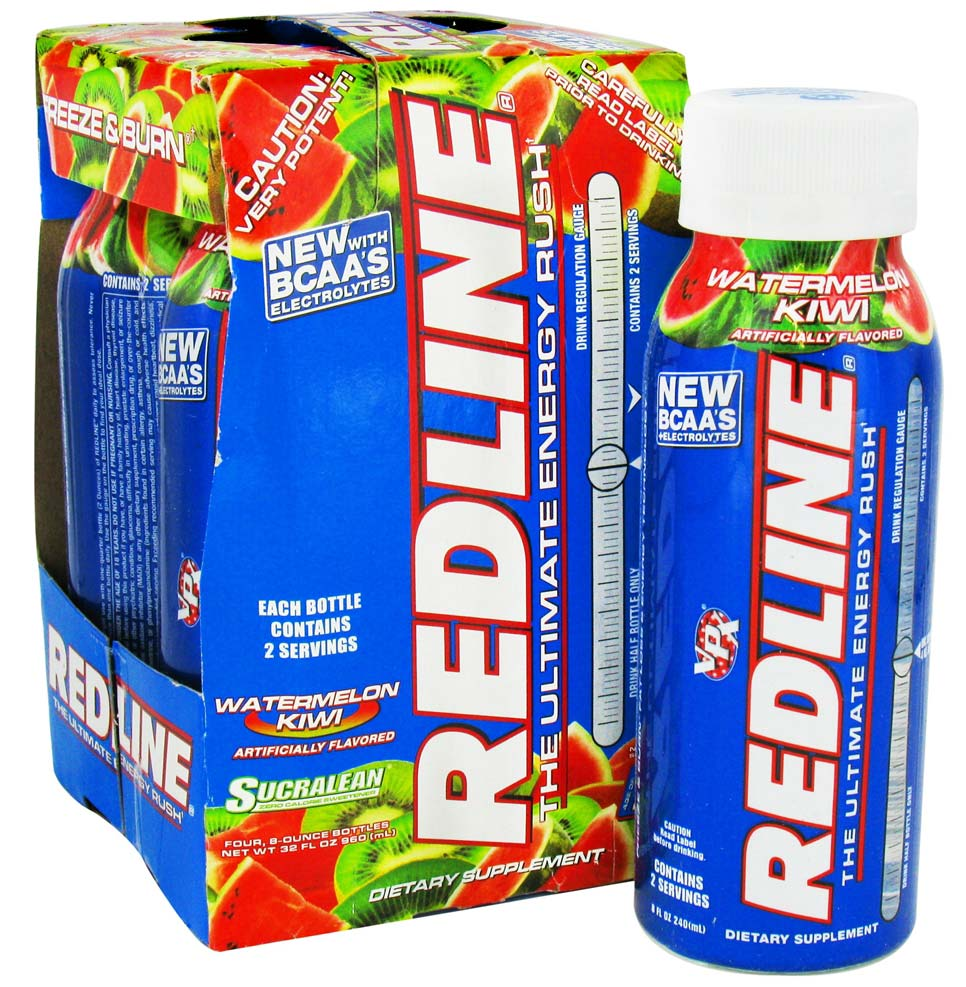 Redline Energy Drink RTD (240 ml)