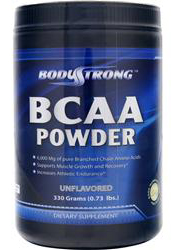 BCAA Powder BodyStrong (1320-1588 гр)