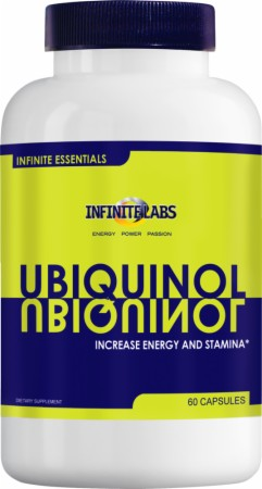 Ubiquinol Infinite labs (60 кап)