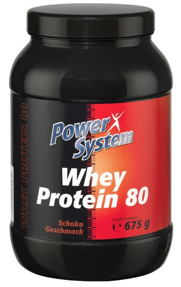 Protein 80 Plus Power System (675 гр)