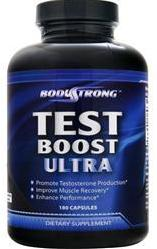 Test Boost Ultra BodyStrong (180 гелевых капсул)