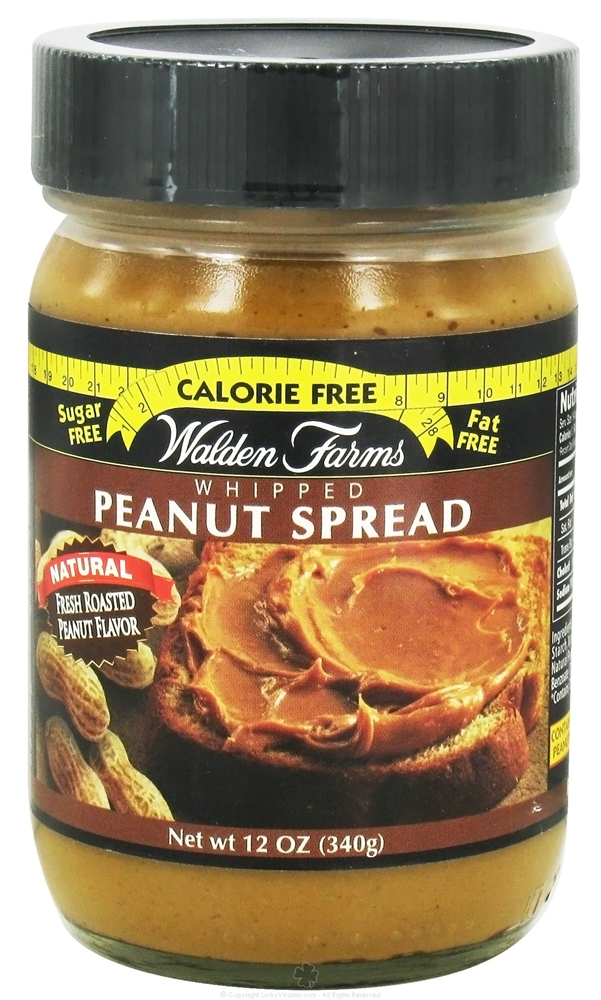 Whipped Peanut Spread Walden Farms (340 gr)