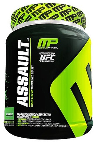 Assault MusclePharm (460 гр, 20 порций)
