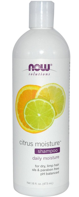 Citrus Moisture Shampoo NOW (473 ml)