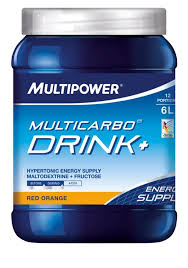 Multi Carbo Drink + Multipower (660 gr)