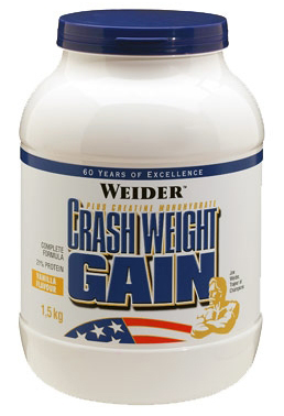 Crash Weight Gain (1,5 кг)(годен до 06/2018)