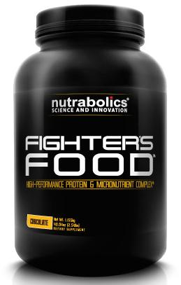 Fighter's Food Nutrabolics (1,08 кг)