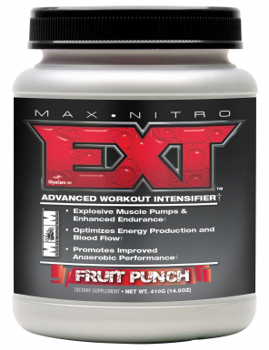 Max Nitro Extreme Max Muscle (410 gr)