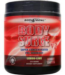 Body Surge V2-Super Concentrated Pre-Workout BodyStrong (225 гр)