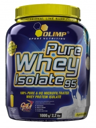 Pure Whey isolate 95 Olimp (1000 гр)
