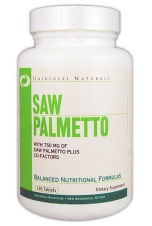 Saw Palmetto Universal Nutrition (120 cap)