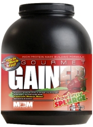 Gourmet Gainer Max Muscle (2724 гр)