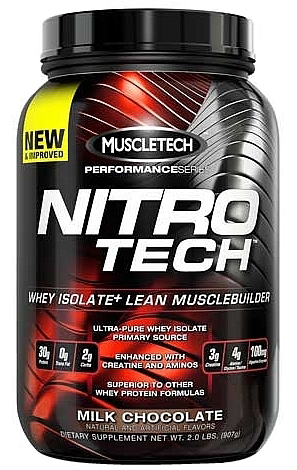 Nitro-Tech Performance Series MuscleTech (907 гр)