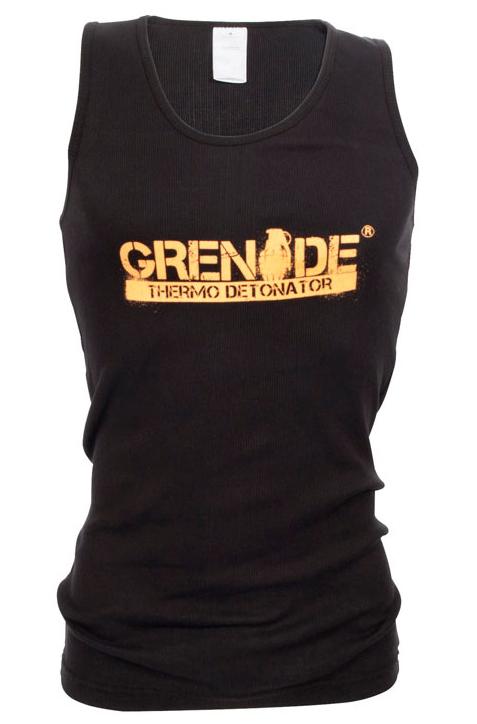 Майка черная Grenade