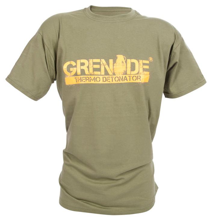 Футболка хаки Grenade