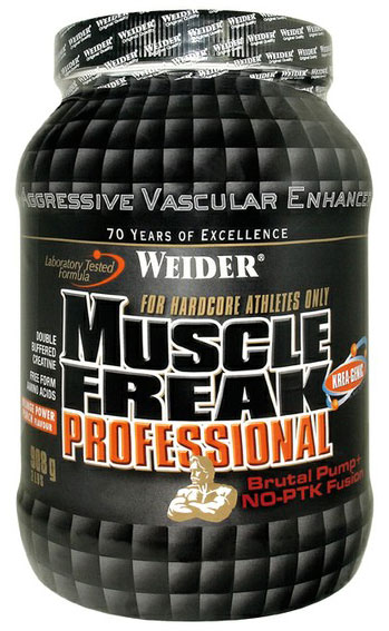 Muscle Freak Professional Weider (908 гр)