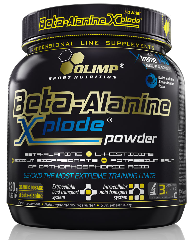 Beta-Alanine Xplode Olimp (420 гр)