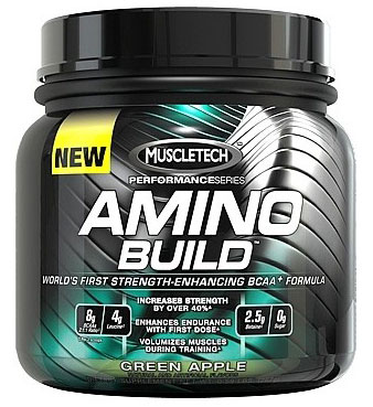 Amino Build MuscleTech (261-267 gr)