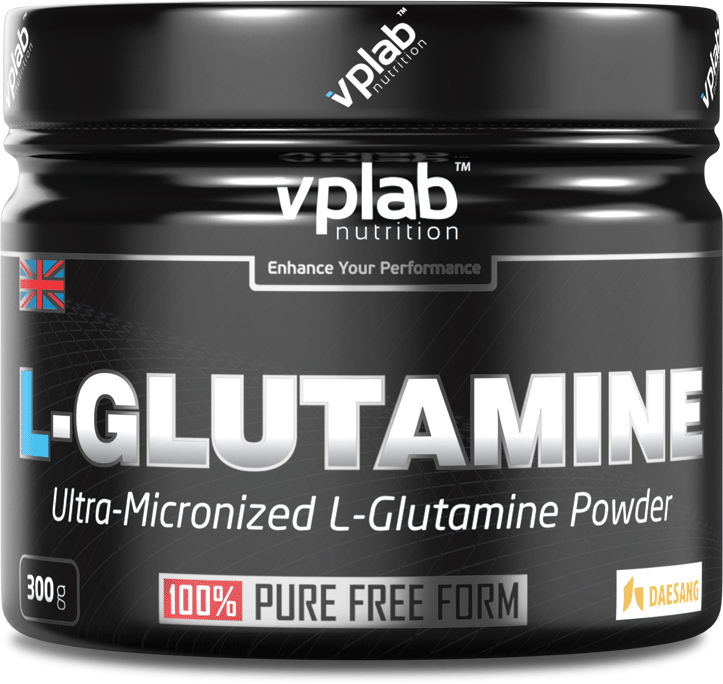L-Glutamine VPLab Nutrition (300 гр)