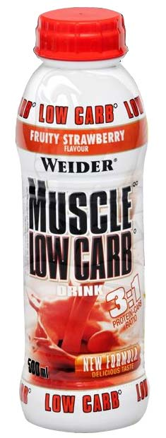 Muscle Low Carb Drink Weider (500 мл)