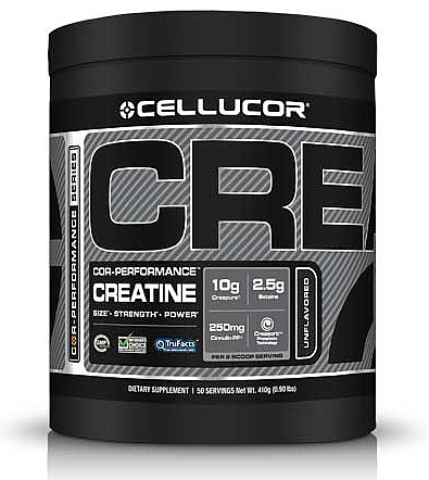 COR-Performance Creatine Cellucor (410 гр, 50 порций)